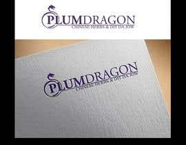 WajahatMehdi tarafından Design a Logo Plum Dragon için no 34