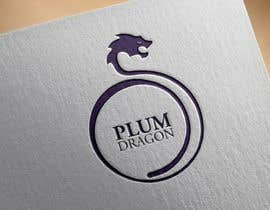 WajahatMehdi tarafından Design a Logo Plum Dragon için no 35