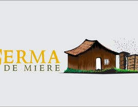 nº 104 pour Realizează un design de logo for Honey Farm par ixanhermogino