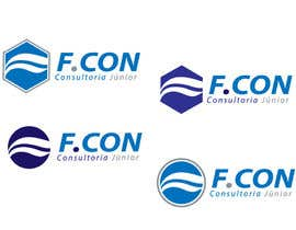 #115 for Logo F.CON Consultoria Júnior by smartdesigner007