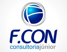 #110 for Logo F.CON Consultoria Júnior by lucasmartinelli