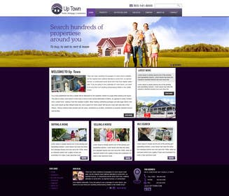 Graphic Design Contest Entry #7 for Build a Website for Real Estate Company