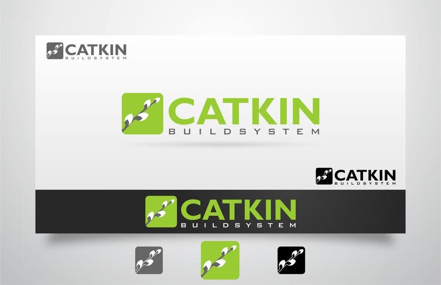 Proposition n°25 du concours Design a Logo for the catkin buildsystem