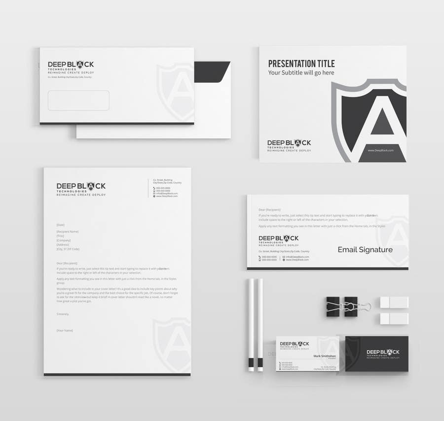 Entry #24 by SkyGraphics84 for Stationary Design (Business Cards ...