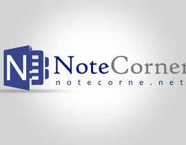 #11 for Design a Logo for NoteCorner.com by Arundesigner3d