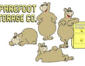 nº 19 pour Company Character/Mascot Design - Illustration design for Sparefoot Storage Co. par manikmoon