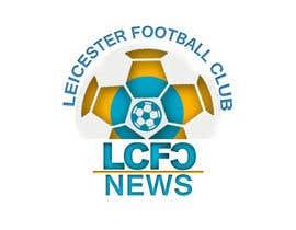Nro 25 kilpailuun Design a Leicester FC News Logo käyttäjältä sunnnykailey
