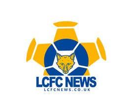 Nro 47 kilpailuun Design a Leicester FC News Logo käyttäjältä sunnnykailey