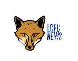 Nro 26 kilpailuun Design a Leicester FC News Logo käyttäjältä mabon96