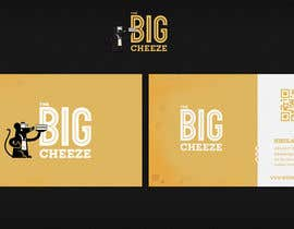 #8 for Design some Business Cards for the Big Cheeze food truck af CreativeWebLab
