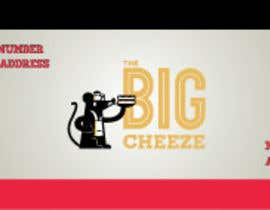 #2 for Design some Business Cards for the Big Cheeze food truck af krislalev