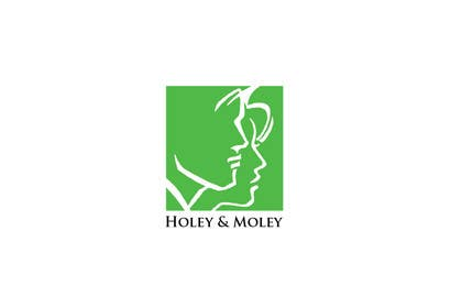 #36 for Design a Logo / Identity for Holey & Moley by iffikhan