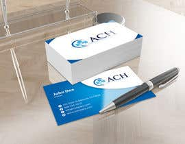 #38 for Design some Business Cards for ACH af creativezd