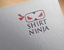 Nro 4 kilpailuun Develop SHIRT NINJA logo / brand identity käyttäjältä anoaraakther3