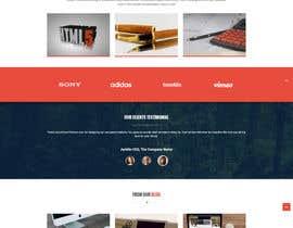 zMinion tarafından Simple elegant webpage için no 8