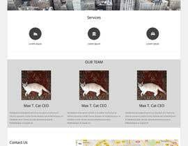 Bostondesignz tarafından Simple elegant webpage için no 6
