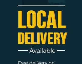 zzzabc tarafından Design a local delivery banner. için no 13