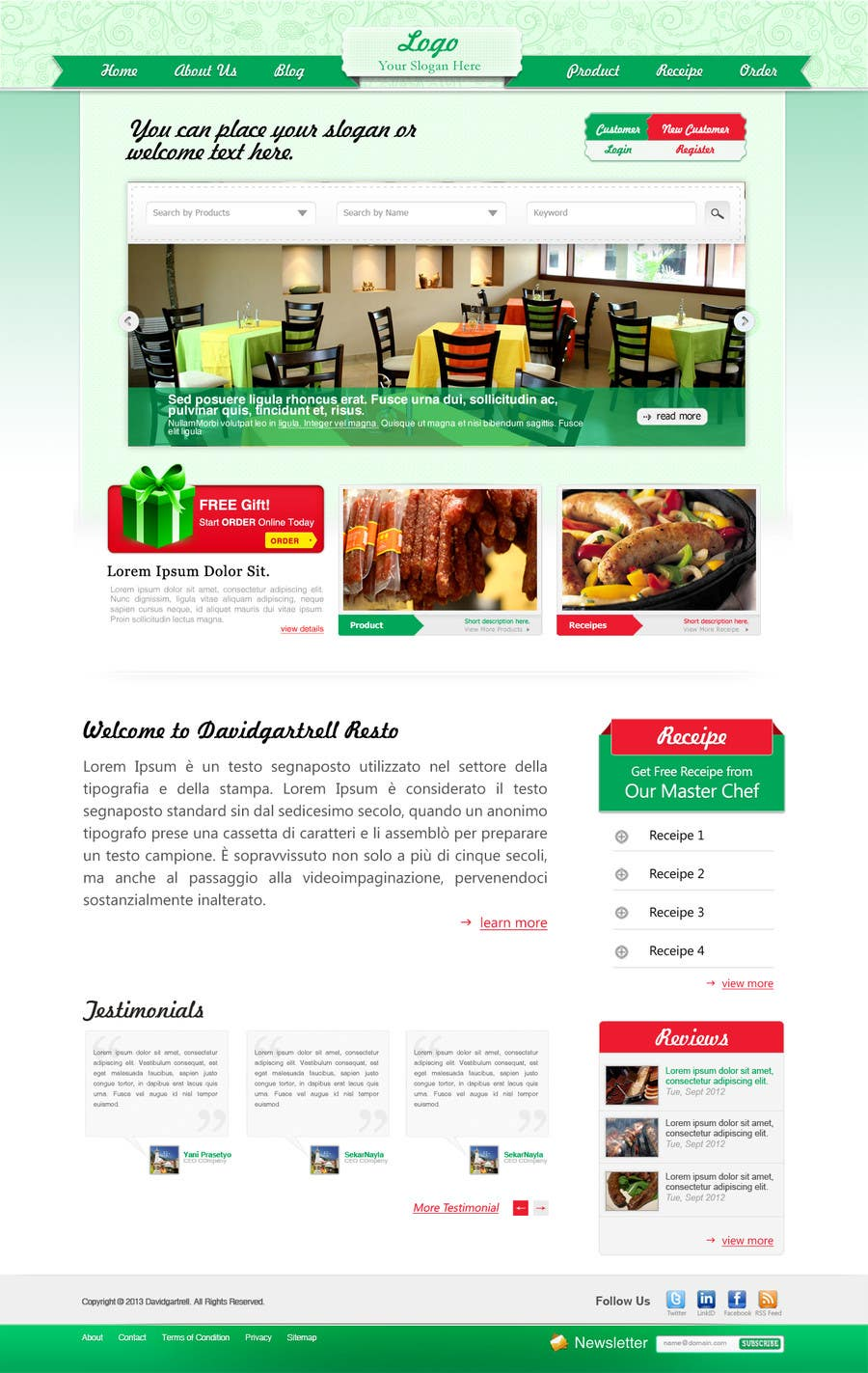 #2 for Build a Website for Bar & Nightclub Reviews by yaniprasetyo