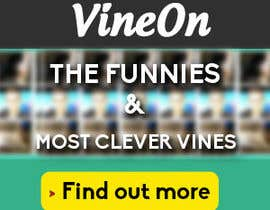 #1 for Design a Banner for funny video website by Deeeniska