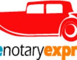 Nro 27 kilpailuun Logo Contest - Mobile Notary Express käyttäjältä lapogajar