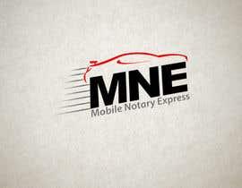 Nro 28 kilpailuun Logo Contest - Mobile Notary Express käyttäjältä fireacefist