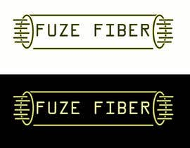 #15 para Design a Logo for FUZE FIBER por kevingitau