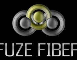 #22 para Design a Logo for FUZE FIBER por kevingitau
