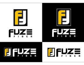 #25 for Design a Logo for FUZE FIBER by dondonhilvano