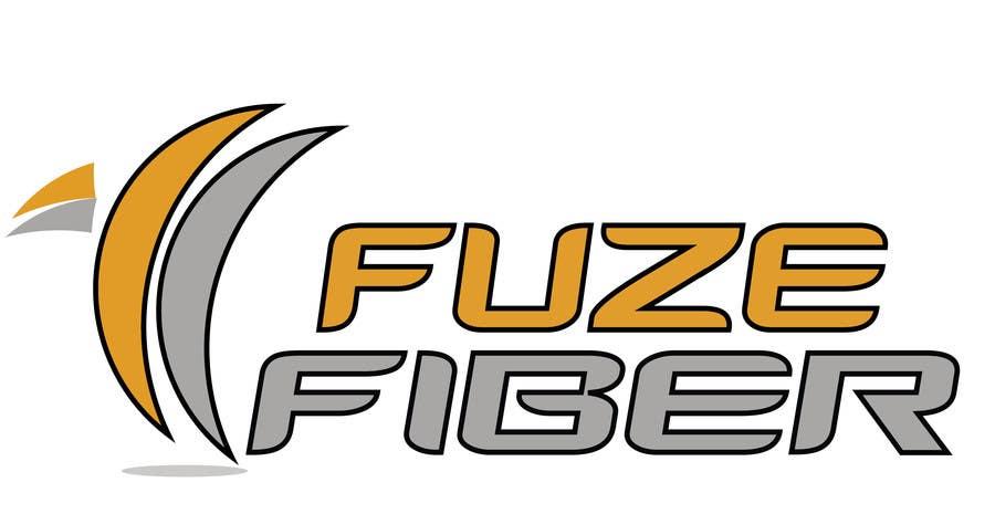 Inscrição nº 5 do Concurso para Design a Logo for FUZE FIBER