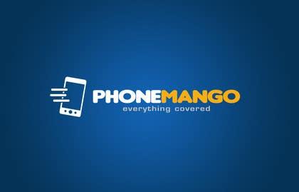 #35 for Design a Logo for Phone Mango by gdigital