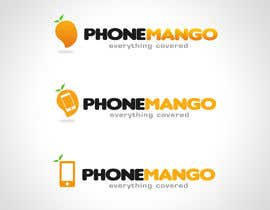 nº 36 pour Design a Logo for Phone Mango par gdigital