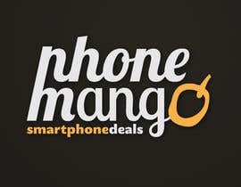 #57 for Design a Logo for Phone Mango af katsufumi