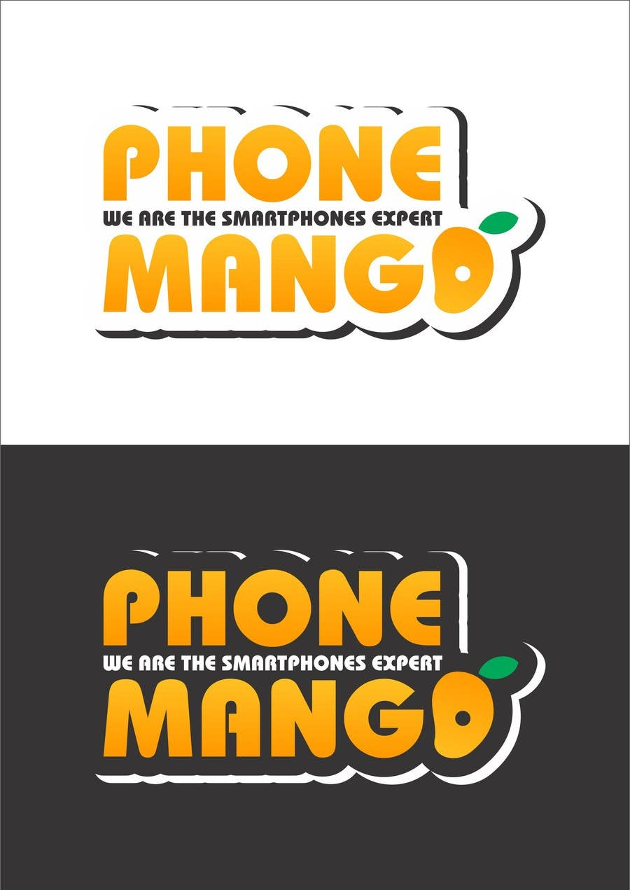 #10 for Design a Logo for Phone Mango by Lilew