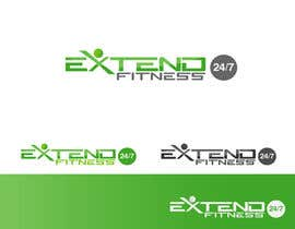 #107 for Design a Logo for Extend Fitness 24/7 af rimskik