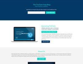Nro 4 kilpailuun Website Design for TruClaim käyttäjältä adhikery