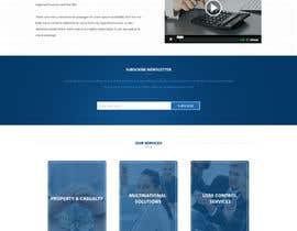Nro 5 kilpailuun Website Design for TruClaim käyttäjältä webidea12