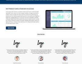 Nro 22 kilpailuun Website Design for TruClaim käyttäjältä Vavika