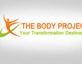 nº 61 pour The Body Project Logo par wemasterindia92