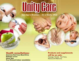 #10 untuk I need a flyer designed for a health and wellness expo oleh Sahir75