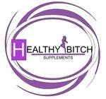 Graphic Design Entri Peraduan #83 for HEALTHY BITCH SUPPLEMENTS LOGO PACKAGE