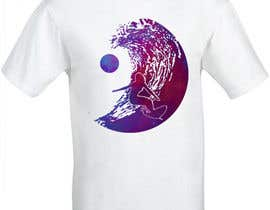 #31 cho Design a T-Shirt for Girl Surfing bởi nihalmuhd