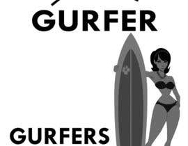 nº 32 pour Design a T-Shirt for Girl Surfing par smute20