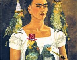 cristinajulien tarafından I need some Graphic Design - Frida Kahlo NYE için no 4