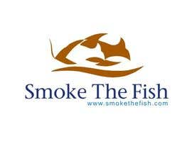 softzones tarafından Design a Logo for SmokeTheFish.com için no 14