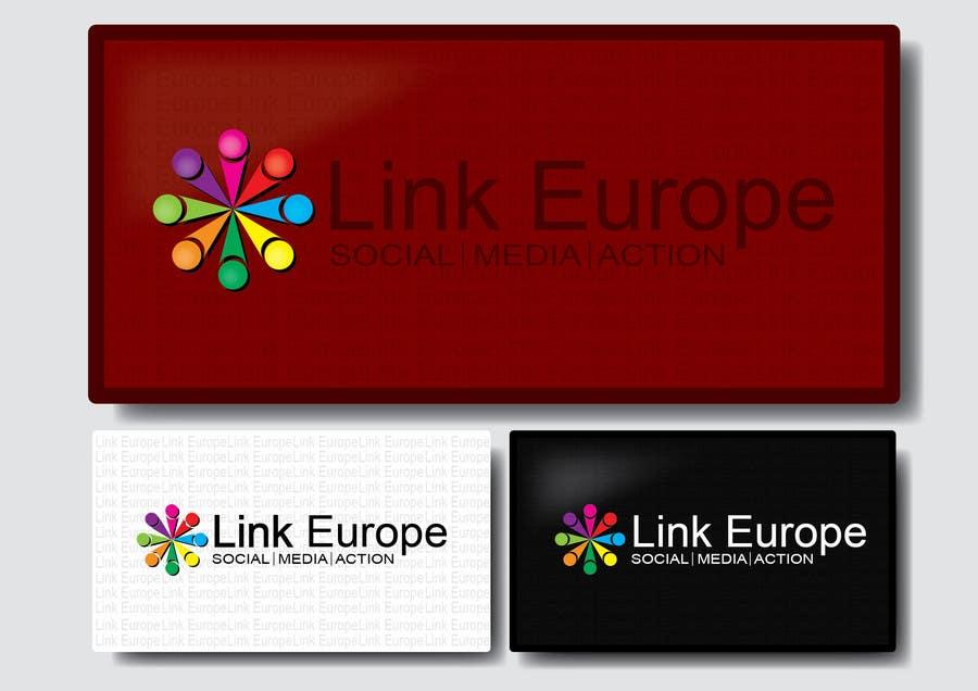 Inscrição nº                                         359                                      do Concurso para                                         Logo Design for Link Europe