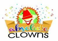 Graphic Design Entri Peraduan #53 for Graphic Design for Absolute Clowns (Australian based company located in Sydney, NSW)