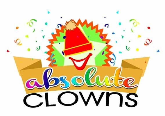 Contest Entry #                                        53                                      for                                         Graphic Design for Absolute Clowns (Australian based company located in Sydney, NSW)