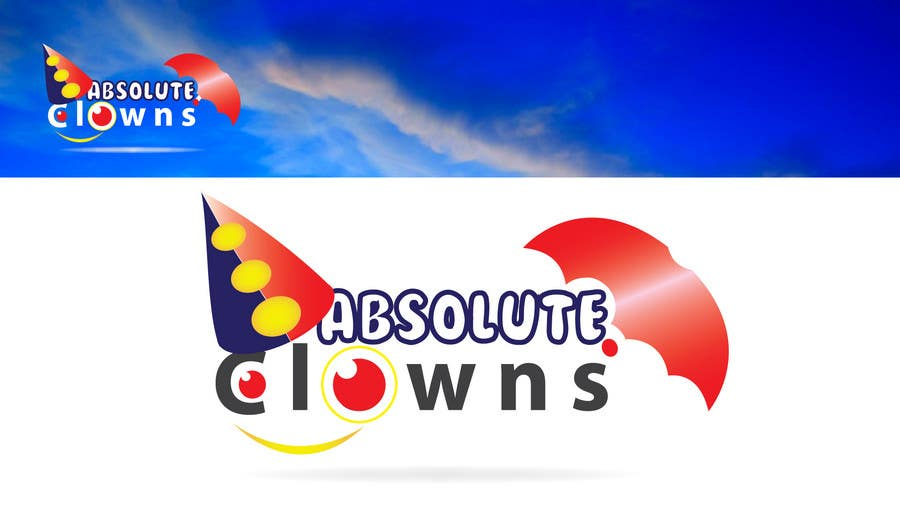 Contest Entry #                                        88                                      for                                         Graphic Design for Absolute Clowns (Australian based company located in Sydney, NSW)