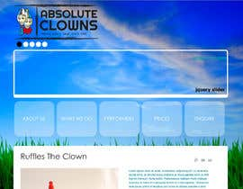 ShinymanStudio tarafından Graphic Design for Absolute Clowns (Australian based company located in Sydney, NSW) için no 72