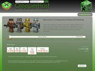 Contest Entry #5 for Design a Website for www.creeperhost.net